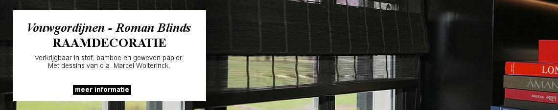 raamdecoratie binnenzonwering naturedeco luxury by nature