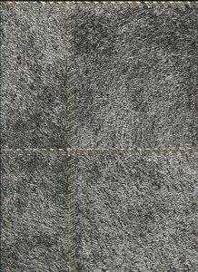 Behang arte skin koeienvacht geblokt dierenhuid behangpapier 5567 7 luxury by nature - Zilvergrijs behang ...