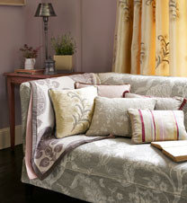 Dalloway Weaves & Embroideries Stoffen