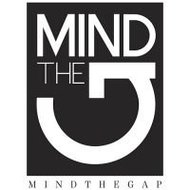 Mind The Gap behang papier