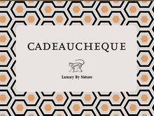 Cadeaubon Luxury By Nature