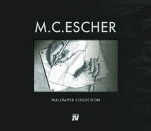 MC Escher Behang
