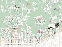D'Arts Summer Palace Behang Collectie