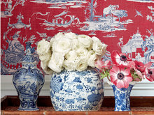 Thibaut Dynasty Behang Collectie