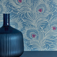 Little Greene Behang London Wallpapers V