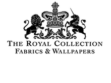 Behang The Royal Collection of Fabrics and Wallpapers