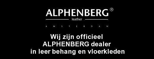ALPHENBERG-Leather-Leer-Behang