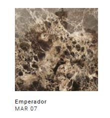 emperador marmer duran tafelblad voorbeeld
