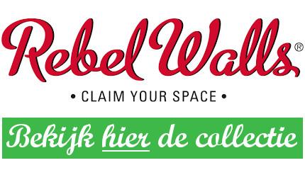 Rebels walls behang collectie