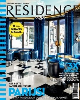 Behangspecial Residence Magazine