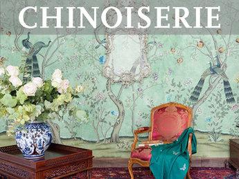 Chinoiserie Behang