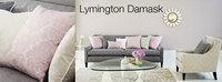 Sanderson stoffen 'Lymington Damast' en 'Helene' nieuw bij Luxury By Nature