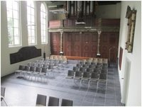 Lutherse Kerk Breda Verbouwing i.s.m. Edwin Huisman