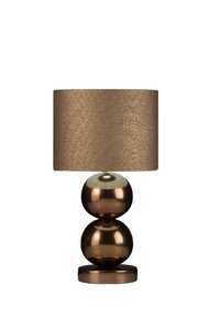 stout verlichting tafellamp milano 2x bol