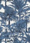 Thibaut Palm Botanical Behang Tropics Behang Collectie T10100