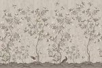 Rebel Walls Chinoiserie Chic behang powder beige R16743