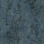 Casamance Nickel Behang Copper Behang Collectie 73480679