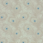 Little Greene Carlton House Terrace Behang Copper