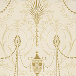 Little Greene Marlborough Behang Jewel London Wallpapers V