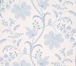 Little Greene Bedford Square Behang Porcelain Wallpapers V sfeer