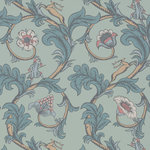 Little Greene Stag Trail Behang National Trust Papers Arsenic