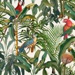 Mind the Gap Parrots of Brasil behang