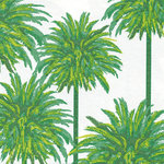 Francoise Paviot Servet Palm 40x40
