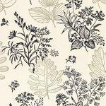 1950 behang, norcombe, little greene behang, 0271NRcoutu,