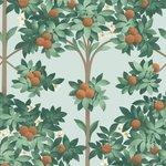 Cole and Son Seville Orange Blossom behang 117/1004 Seville behang collectie