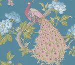 Little Greene Pavona Behang Peacock National Trust PapersSylvie
