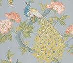 Little Greene Pavona Behang Peacock National Trust PapersSkye