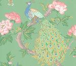 Little Greene Pavona Behang Peacock National Trust PapersVivienne