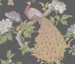 Little Greene Pavona Behang Peacock National Trust PapersMaeve