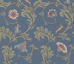 Little Greene Stag Trail Behang National Trust Papers Juniper