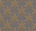 Little Greene Clutterbuck Behang National Trust Papers Corinthian Gold