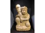 Chinese Krijgers Steen/Basalt Set van 2