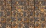 tegelbehang vintage tegels ceiling arte  brooklyn tin 08