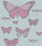 behang cole and son butterflies and dragonflies whimsical 103 15062
