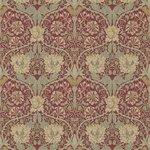 behang william morris & Co. Honeysuckle & Tulip DM3W214700 archive III 3