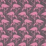 behang sanderson flamingos 214567 vintage 2 behangpapier