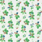 behang sanderson summer strawberries 214592 vintage 2 behangpapier