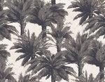 behang pierre frey mauritius nuit FP320002 les dessins palmbomen behang