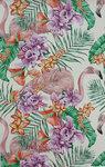 Behang Matthew Williamson Flamingo Club W6800-03 Cubana Behangpapier Collectie Luxury By Nature