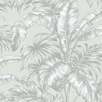Behang Wallquest Tropical Leaves SG41408 sage 2 luxury by nature