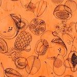 Behang Christian Lacroix PCL663_06_Agua Parati - Papaye