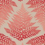 Behang Harlequin Filix 111381 fire - ruby Callista collectie luxury by nature