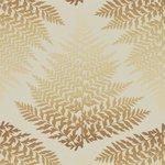 Behang Harlequin Filix 111382 gold - bronze Callista collectie luxury by nature