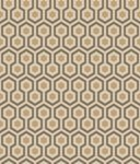 Cole and Son Hicks Hexagon 95/3017 behang Luxury By Nature