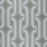 Behang Little Greene Lavaliers Viridian Luxury By Nature