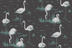 Behang Cole and Son Flamingos 95-8048 Contemporary Restyled Luxury By Nature
